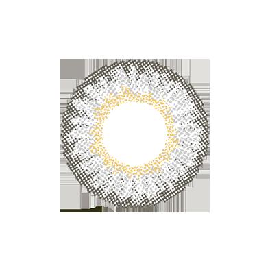 クオレワンデーグレー色玉