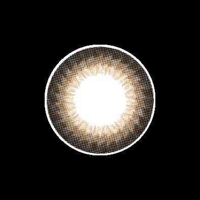 14.0㎜ ヴィジンブラウン色玉