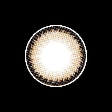 14.5㎜ ヴィジンブラウン色玉